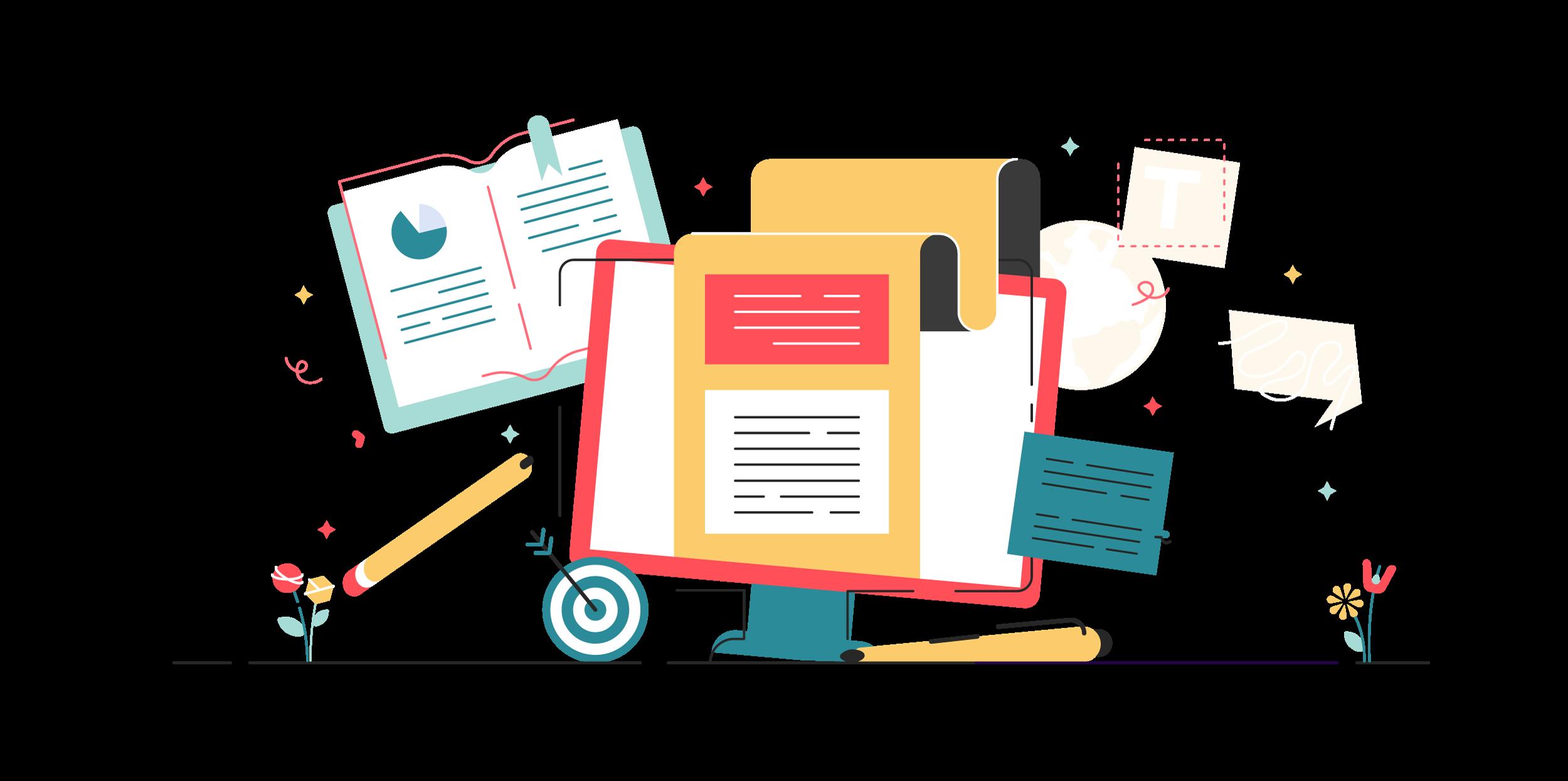 rédaction livre blanc marketing de contenu faire rédiger son livre blanc communication digitale stratégie de contenu conception livre blanc