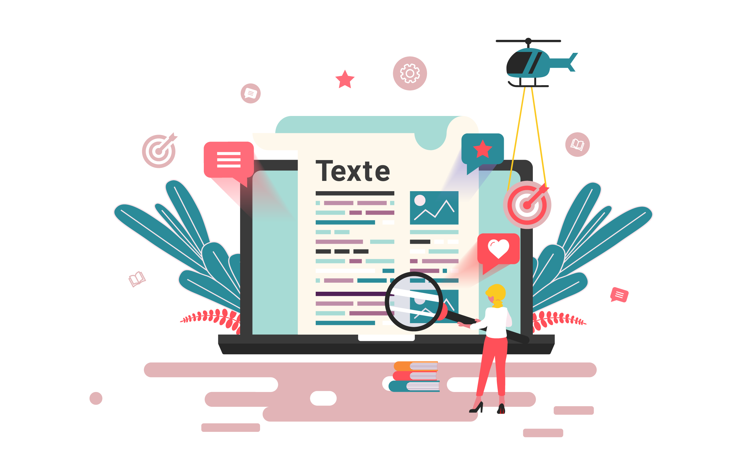 agence communication communication digitale communication écrite rédactrice web seo stratégie éditoriale marketing contenu bassin arcachon